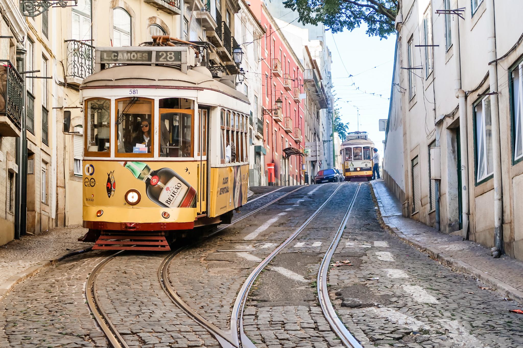 Lisbon with kids.