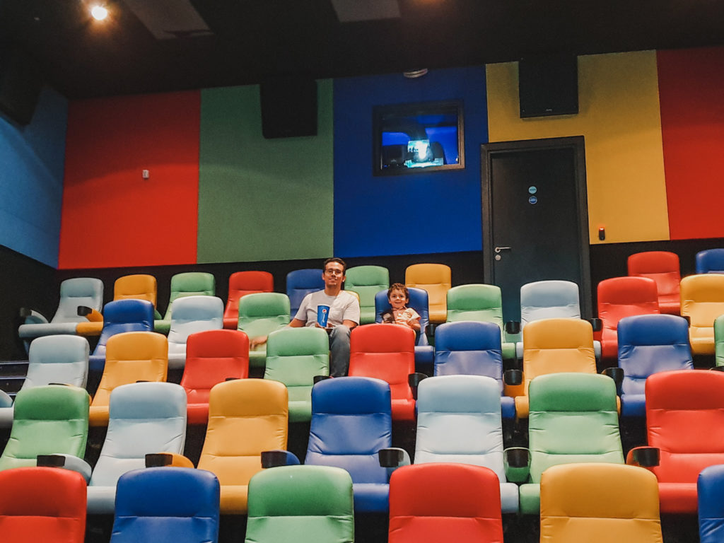 kids cinema qatar