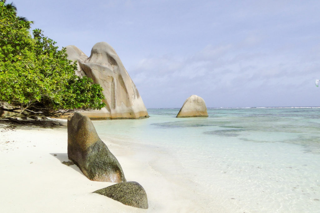 beautiful La Digue Seychelles