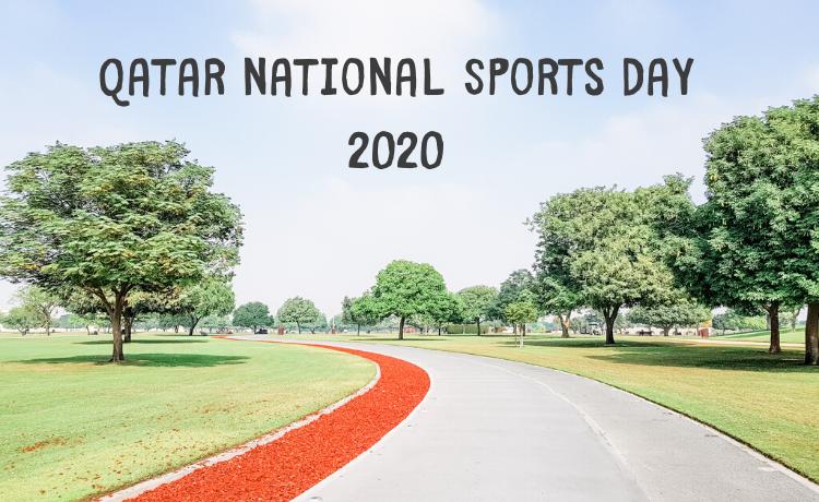 Qatar National Sports Day 2020.