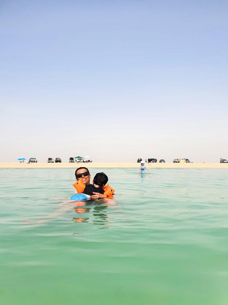 azerbaijani beach