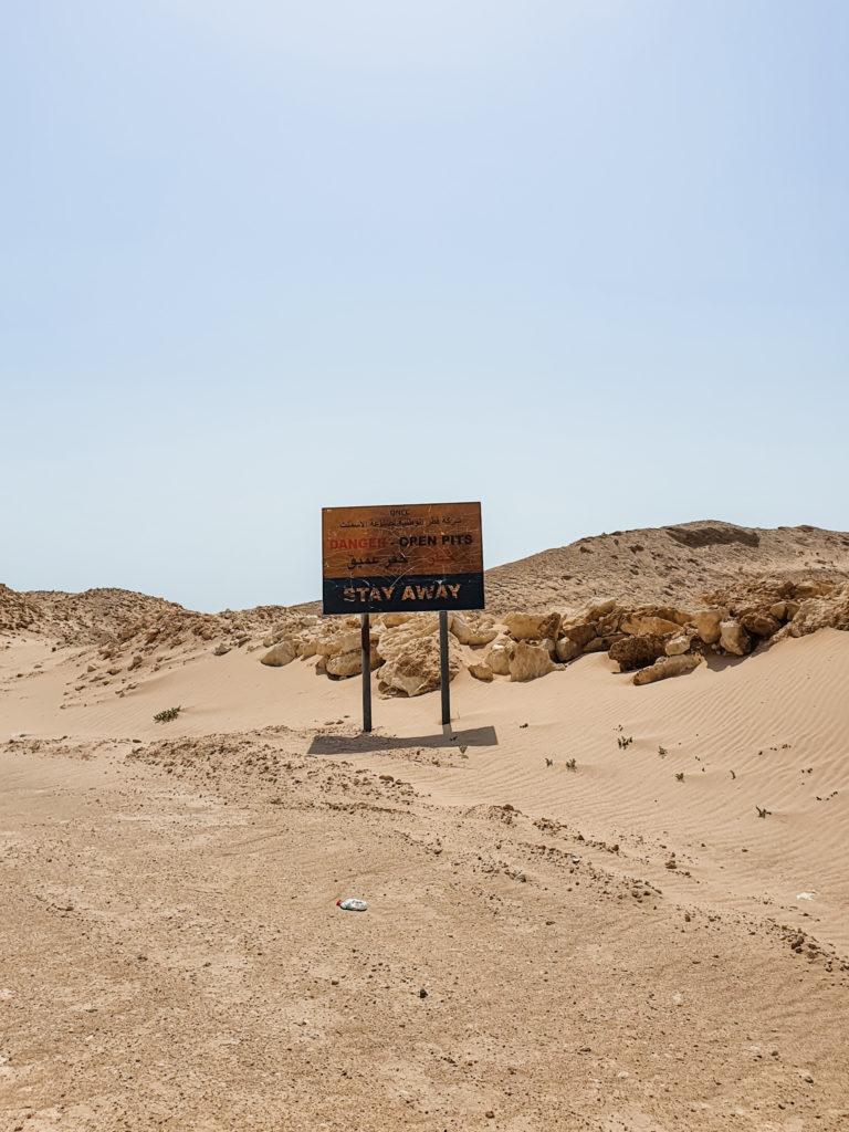 al kharaij beach