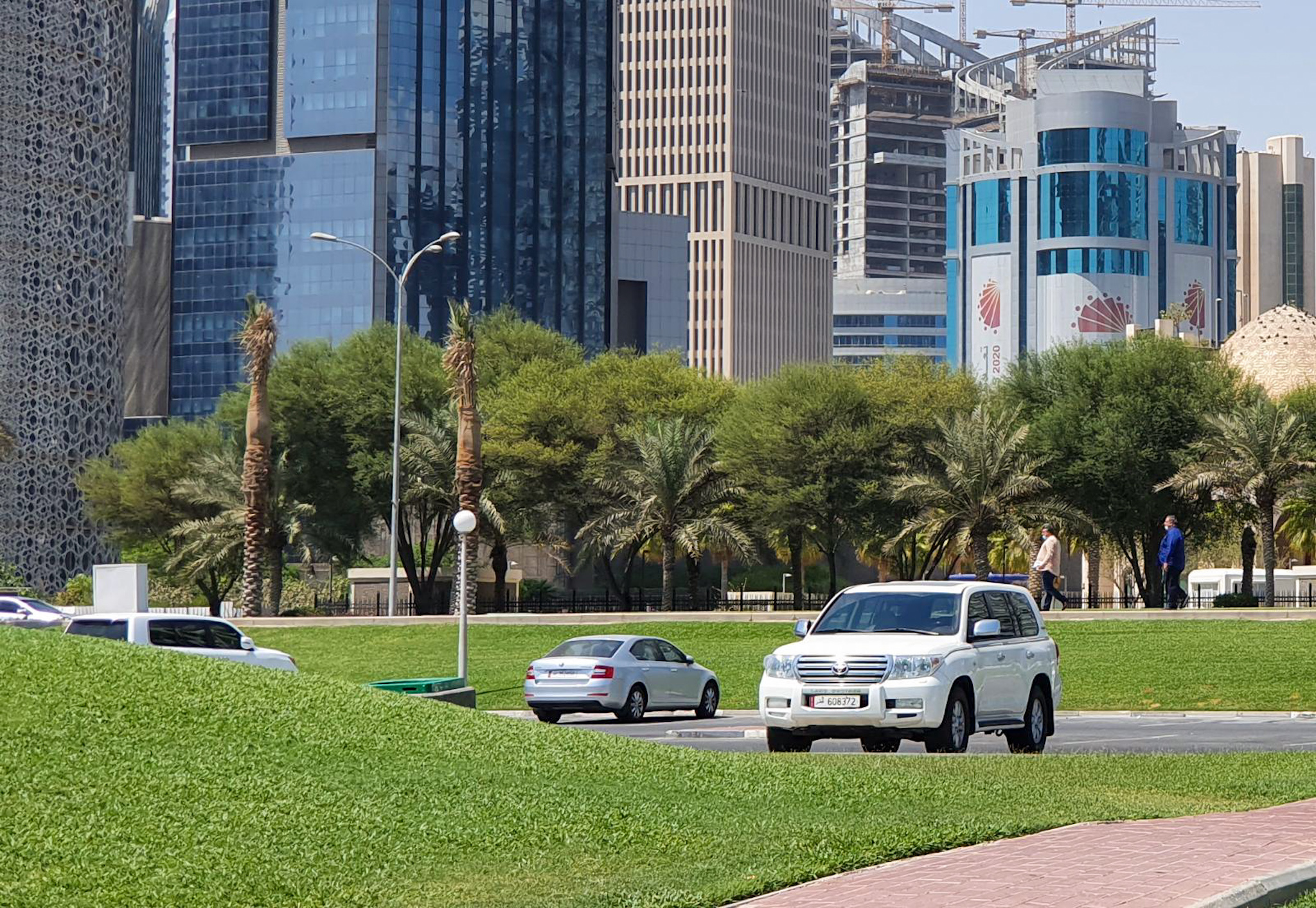 8 interesting things I discovered while driving a land cruiser in Qatar.