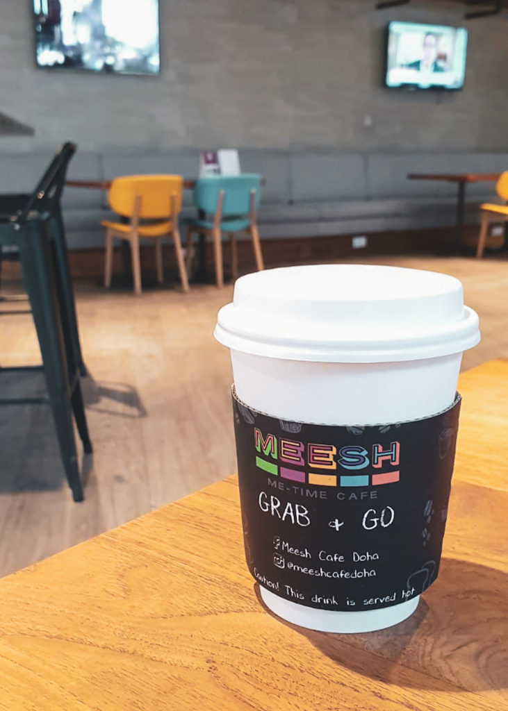 cafe to work remotely in Najma, Meesh