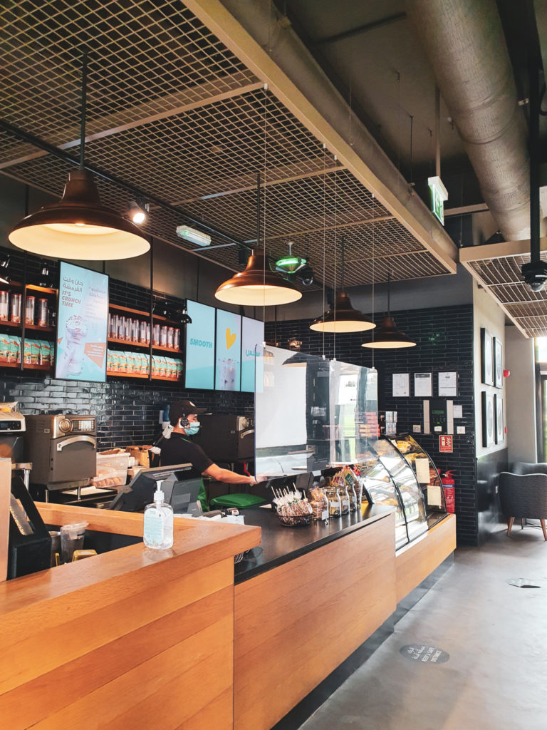 cafe to work remotely in Al Waab, Starbucks